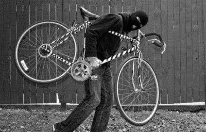 велокрадіжки