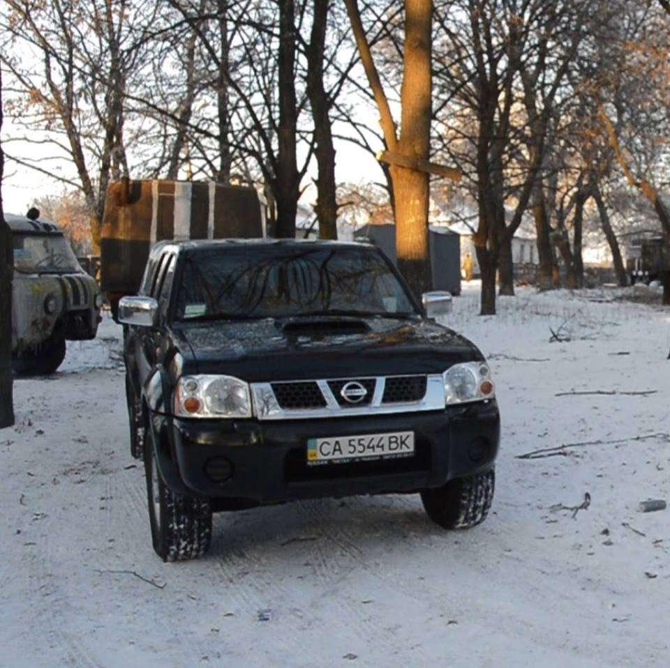 У військкоматі кажуть, що Курбет приїхав на іншому джипі з Ткаченком Фото: Олексій Хуторний/Facebook