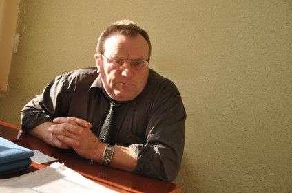 Власник собак Юрій Шарапов. Фото Ірини Патлатюк