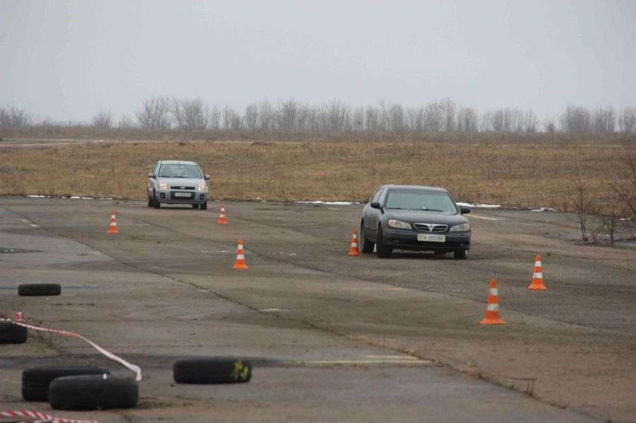 У Черкасах придумали, як навчити водіїв безпечному водінню