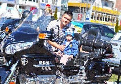 У Черкасах збирали кошти на підтримку постраждалих під час ДТП мотоциклістів (фото) (фото) - фото 1