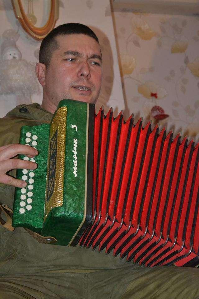 """Микола Нестеренко """"Кузнєц"""""""
