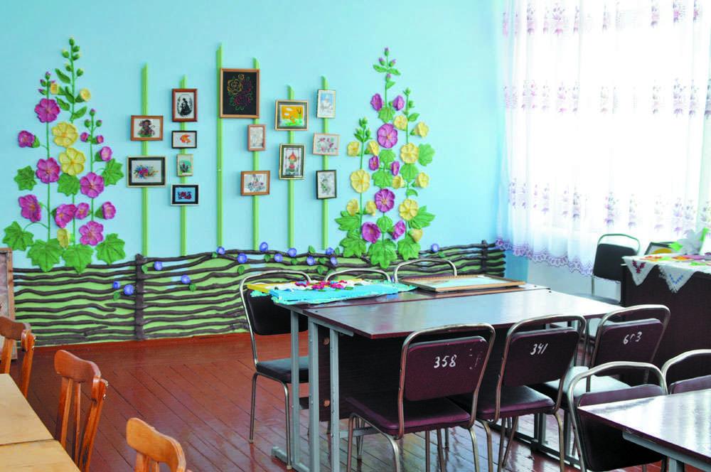 Как украсить школьный кабинет своими руками фото 55