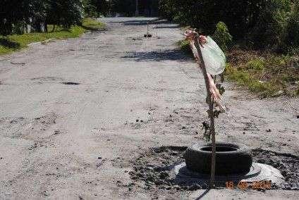 Черкащани нарешті дочекалися ремонту каналізаційних колодязів (ФОТО) (фото) - фото 1