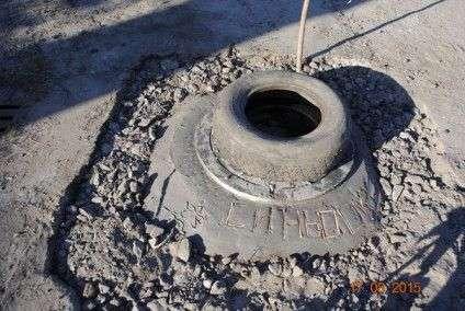 Черкащани нарешті дочекалися ремонту каналізаційних колодязів (ФОТО), фото-4