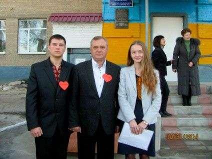 Ректор Олександр Черевко та члени студради відвезли благодійну допомогу у Лисичанськ