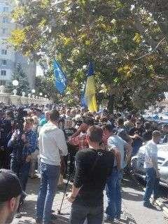 акції протесту - Одеса 1