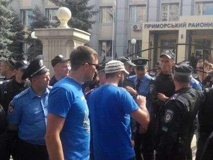 акції протесту - Одеса 2