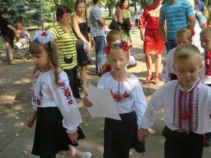 У черкаській школі відкрили козацький клас (ФОТО) (фото) - фото 1