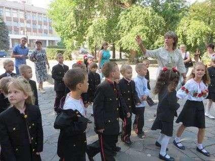 У черкаській школі відкрили козацький клас (ФОТО) (фото) - фото 2