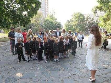 У черкаській школі відкрили козацький клас (ФОТО) (фото) - фото 3