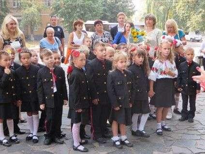 У черкаській школі відкрили козацький клас (ФОТО) (фото) - фото 4
