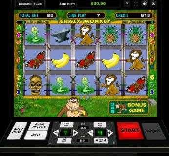 Ігрові автомати без реєстрації