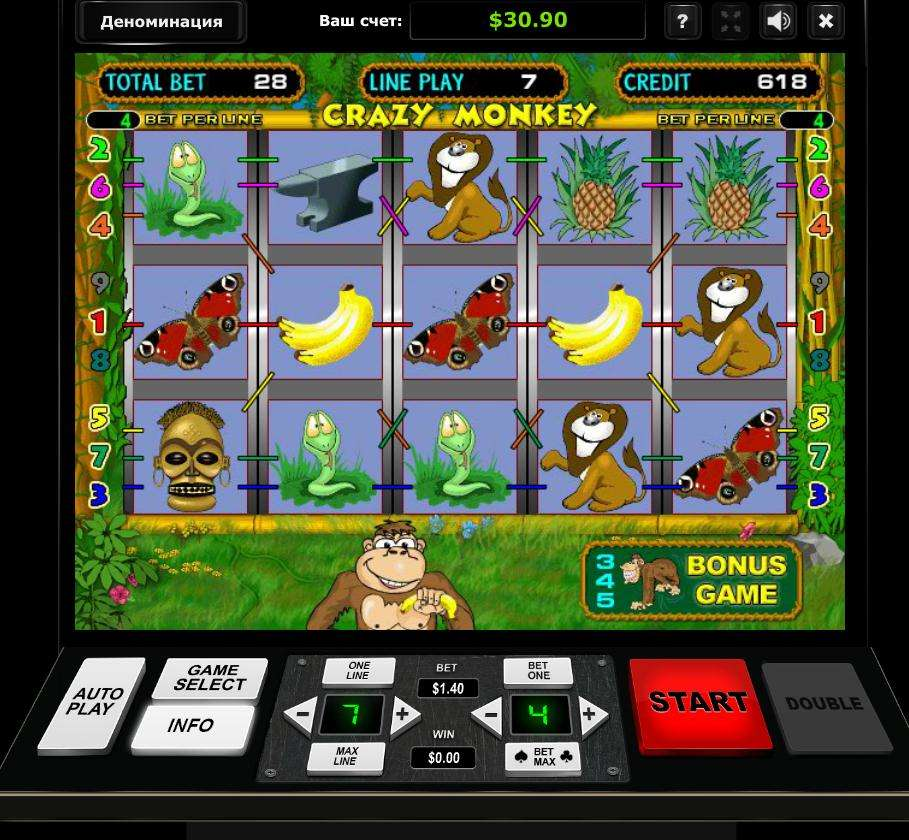 Принцип роботи ігрового автомата