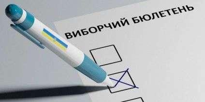 вибори