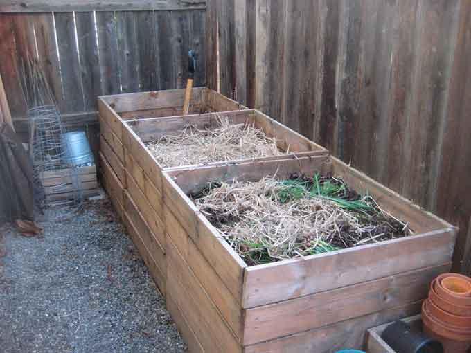 Сделай сам своими руками компостная яма