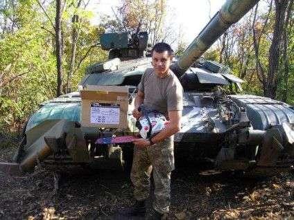 Черкаські волонтери одягли танкістів (ФОТО) (фото) - фото 5
