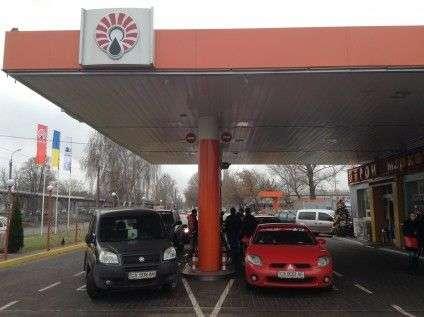 Черкаські водії змагалися у вмінні краще економити пальне