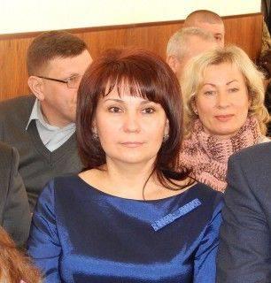 Заступник міського голови з економічних питань Вікторія Бабич