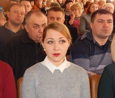 Заступник міського голови з гуманітарних питань Ольга Радченко
