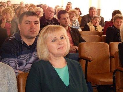 Секретар виконавчого комітету Любов Плотнікова