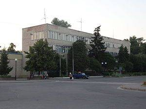 Kaniv_city_council