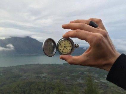 """""""Годинник діда в усіх мандрівках завжди зі мною, як і в його молодості"""""""