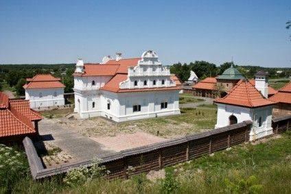 Чигирин: резиденція Богдана Хмельницького. Фото dinaitour.com