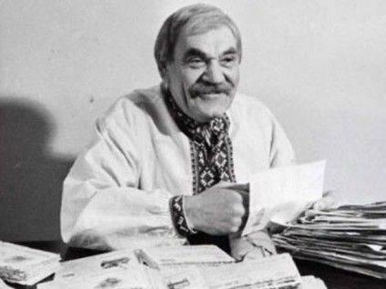 Дідом Панасом Петро Вескляров став у 1958-му