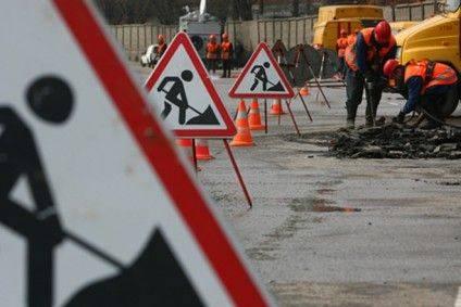 На Черкащині проводять аварійний ямковий ремонт. За тиждень ліквідували 11,5 тис. кв. м. ямковості