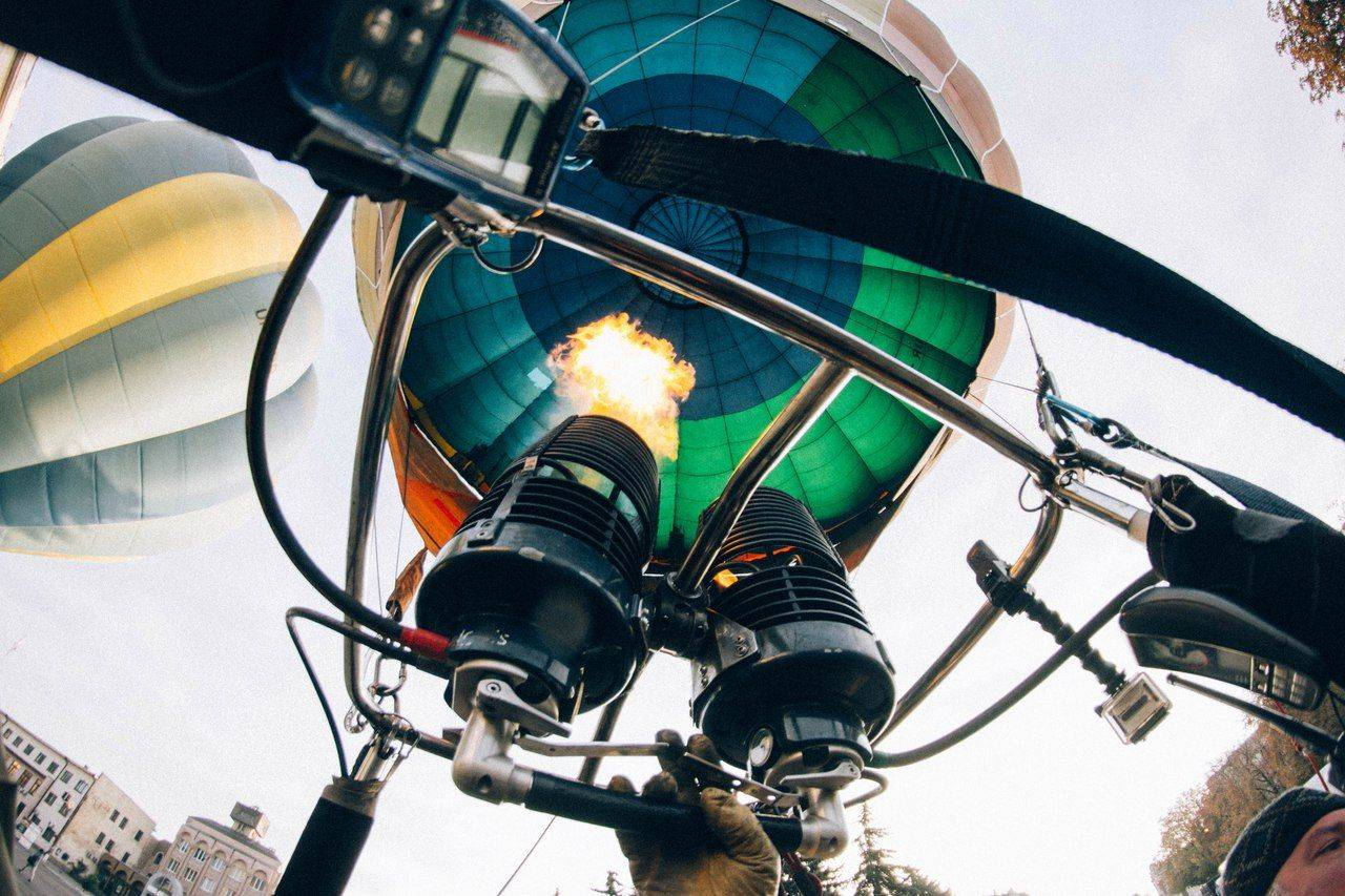 Над Уманню літали повітряні кулі (фото, відео) | Про все ...: http://provce.ck.ua/nad-umannyu-litaly-povitryani-kuli-foto-video/
