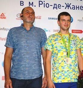 Віктор Нагній і Сергій Куліш