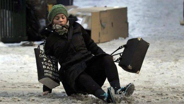 Черкаські медики розповіли, як мінімізувати травми при падінні на лід | Про  все - Черкаські новини. Життя міста Черкаси та Черкаської області