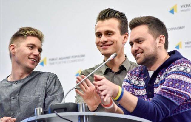 """Картинки по запросу Ведучий з Черкас заробить під час """"Євробачення"""" 190 тис. грн"""