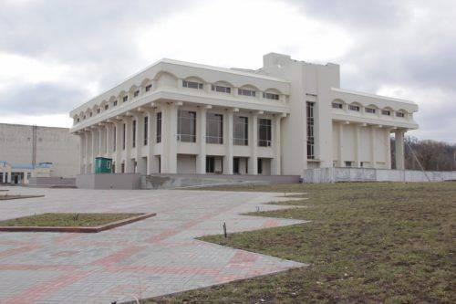 До кінця вересня очікуються кошти на будівництво будинку культури у Каневі