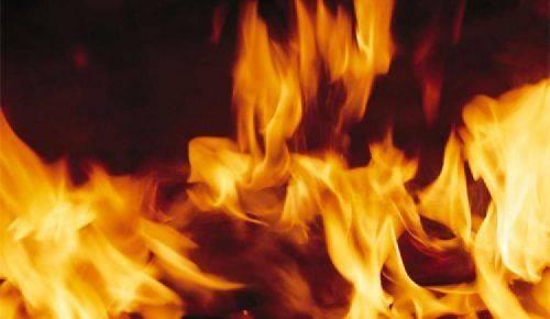 На Черкащині сусіди під час пожежі не встигли врятувати жінку