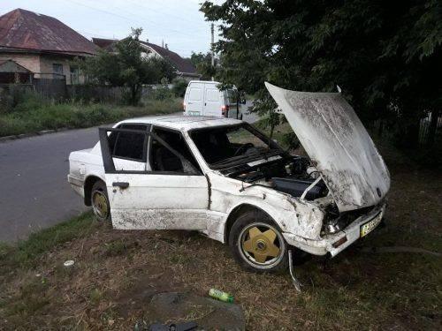 Вночі у Черкасах неповнолітній водій втрапив у ДТП: є постраждалі