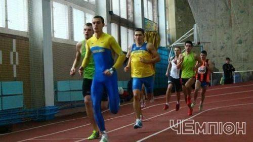Черкаський легкоатлет виборов золото на чемпіонаті України