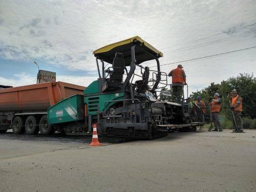 САД обіцяє завершити ремонт більшості доріг на Черкащині до кінця року