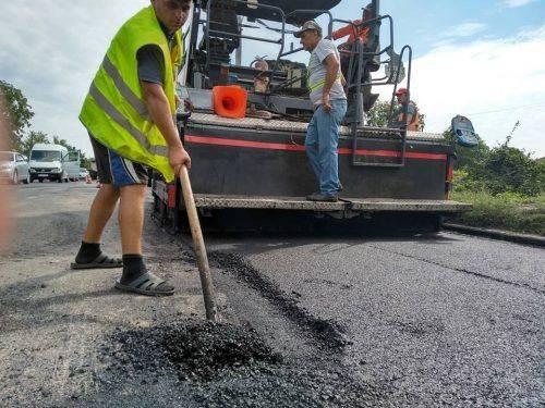 Ремонт доріг у Смілі хочуть завершити до кінця липня