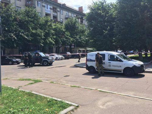 У Черкасах поліція проводить масштабні навчання по всьому місту