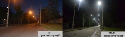 У Черкасах вулиця Одеська засяяла по-новому