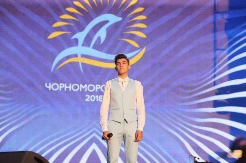 Владислав Федоряка, Чорноморські ігри - 2018