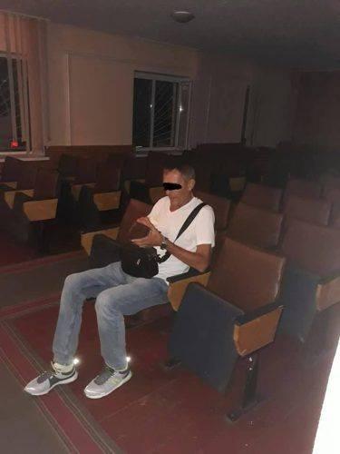 У Черкасах поліція затримала чоловіка з документами «ДНР» (фото)