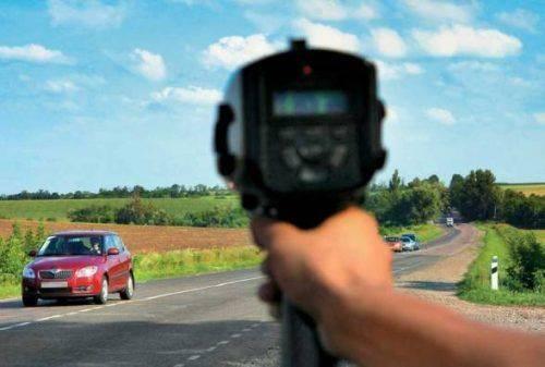 Для контролю швидкості на дорогахпатрульні знову почнуть використовувати радари