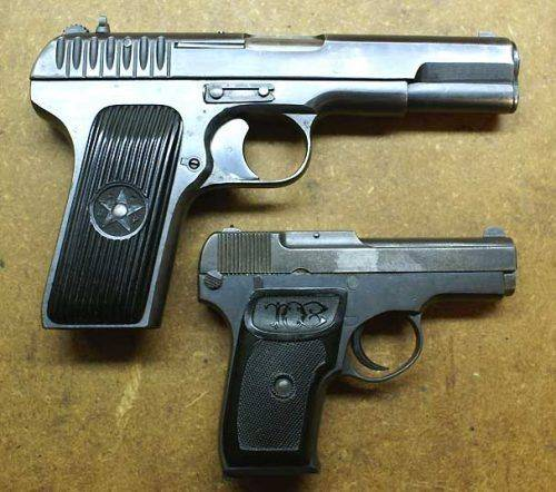 У Черкасах жінка намагалася переправити вогнепальну зброю