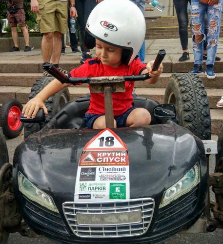"""""""Буде ще крутіше!"""": у Черкасах відбудеться фестиваль саморобних транспортних засобів"""