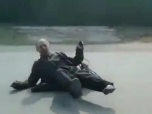 На Черкащині заради забави підлітки побили дідуся (відео)