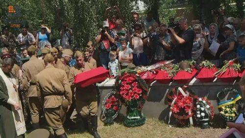 На Тальнівщині традиційно вшанували пам'ять прикордонників (відео)