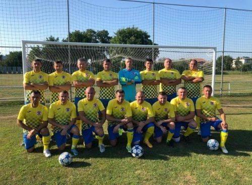 Уманські спортсмени перемогли на футбольному турнірі у Словаччині